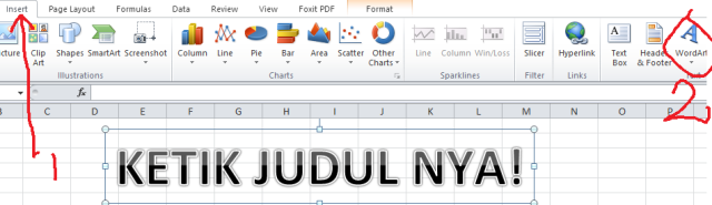 Tutorial Membuat Absensi Otomatis di Excel 2010