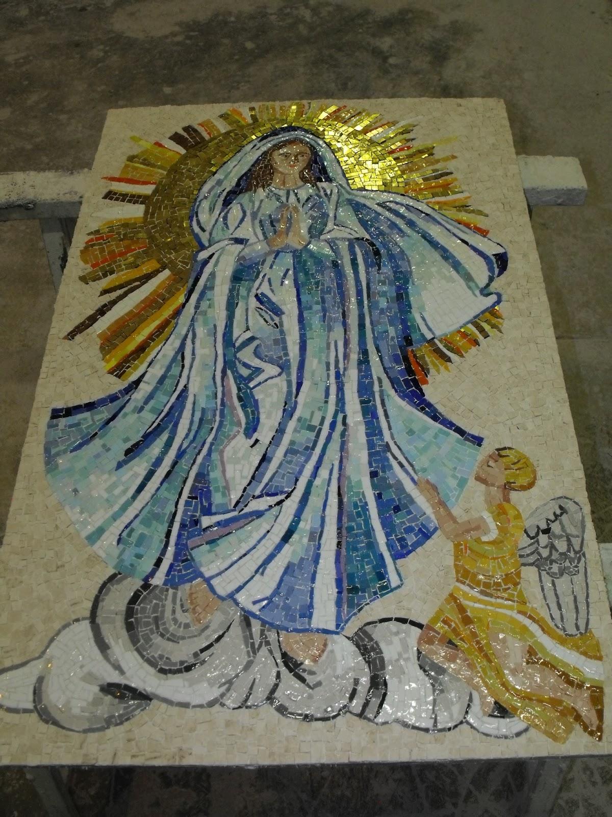 L Arte Delle Unghie: L' Arte Del Mosaico