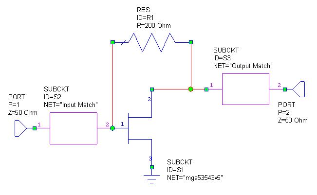 RF Design HQ: LNA Design Tutorial - 6: MGA-53543 Amplifier