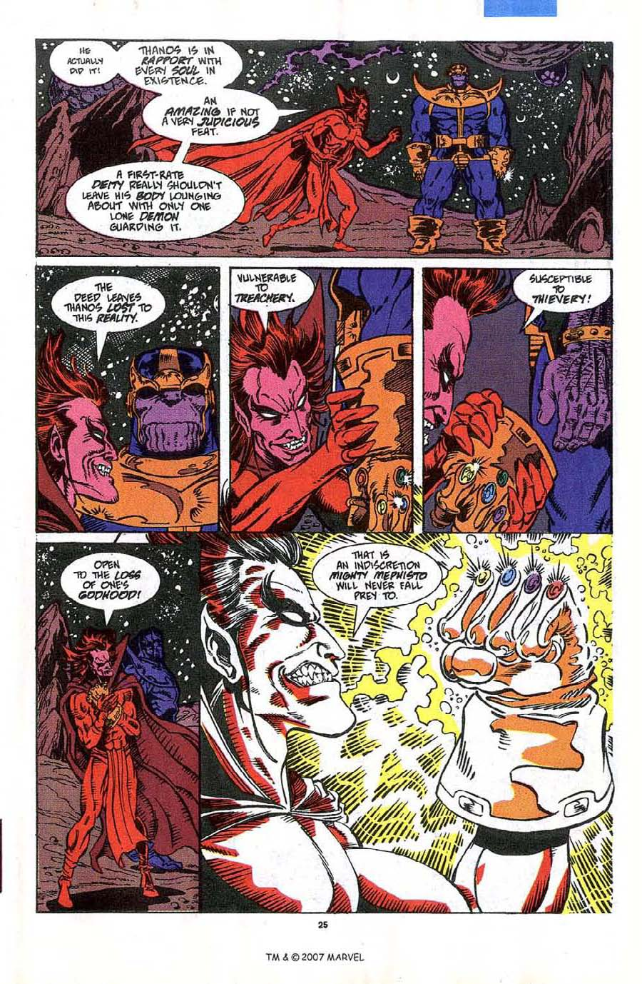 Read online Silver Surfer (1987) comic -  Issue #45 - 27