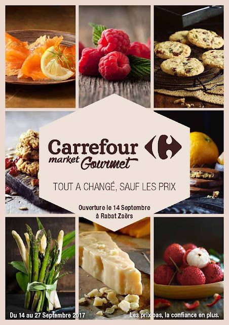 catalogue carrefour gourmet septembre 2017