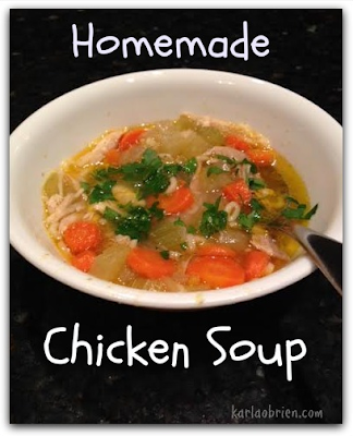 chicken soup, bone broth, clean eating, comfort food, healthy eating, 21 Day Fix, chicken noodle soup, mirepoix