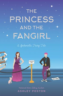 https://www.goodreads.com/book/show/39725622-the-princess-and-the-fangirl