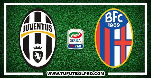 Ver Juventus vs Bologna EN VIVO Por Internet Hoy 8 de Enero 2017