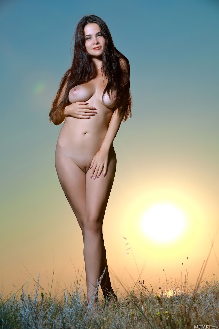 [Met-Art] Martina Mink - Sunset