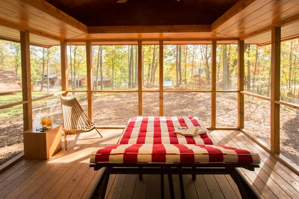 The ESCAPE cabin was originally conceived as a high quality cabin, NOT an RV. - This Looks Like A Charming Little Cabin. And It Is… But It's So Much More Than That. Trust Me.