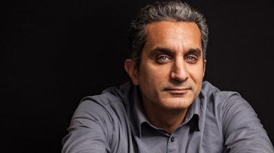 الإعلامي الساخر باسم يوسف