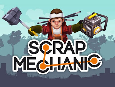 Game pc Scrap Mechanic