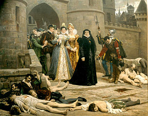 http://en.wikipedia.org/wiki/French_Wars_of_Religion