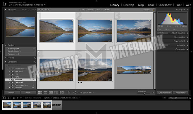 Adobe Photoshop Lightroom CC 6.12 Full Version Free Download