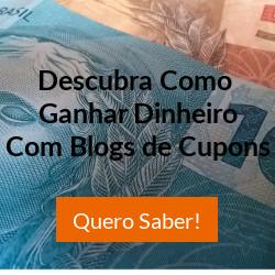 Como Ganhar Dinheiro com Blogs de Cupons