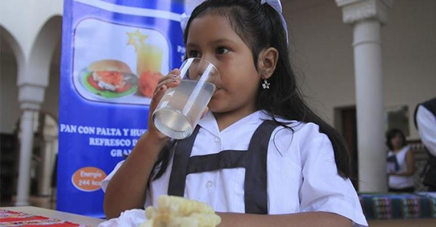 MINEDU: Escolares que llevan almuerzo sin refrigerar corren mayor riesgo de infecciones estomacales - www.minedu.gob.pe