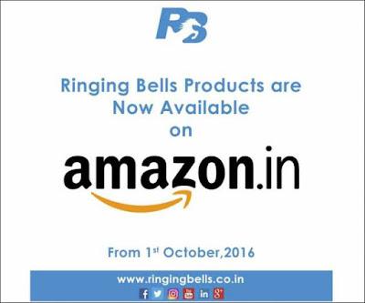 Ringing Bells products Via Amazon