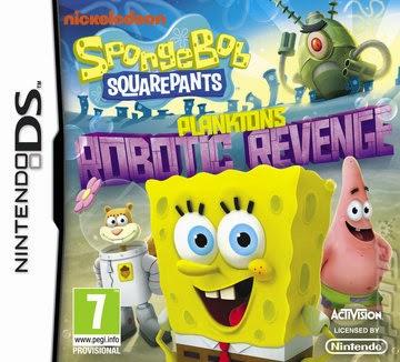 Bob Esponja La venganza de Plankton Espaol NDS ZS  PlayStendo