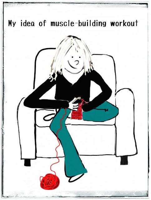 Crochet Cartoon!