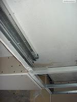 Монтаж потолочного короба из гипсокартона