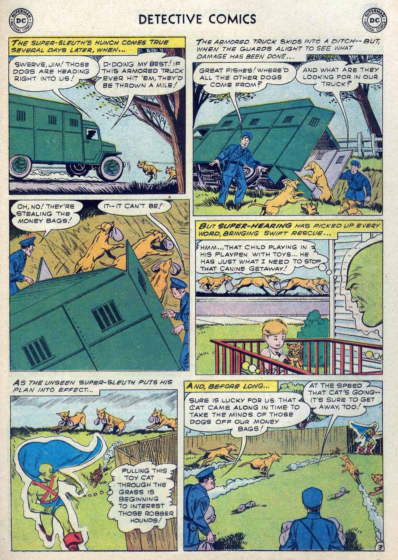 Read online Detective Comics (1937) comic -  Issue #262 - 29