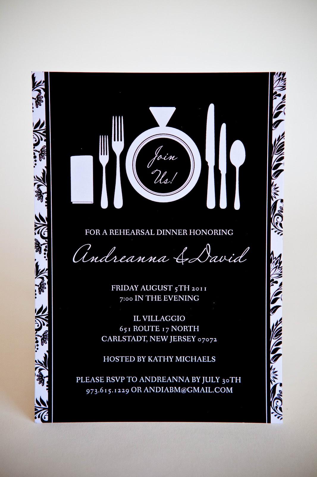 kindly r s v p designs blog rehearsal dinner invitations