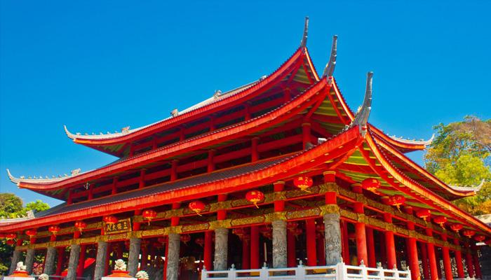 Kuil Agung Sam Poo Kong Semarang
