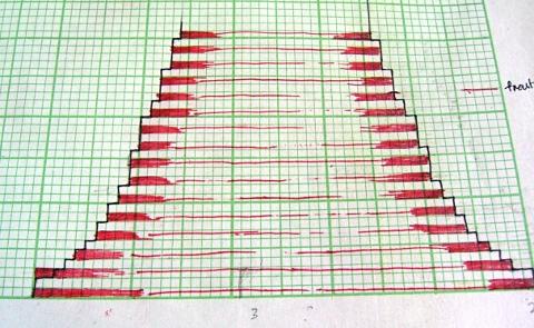 Jezze Prints: I made a knitting pattern!