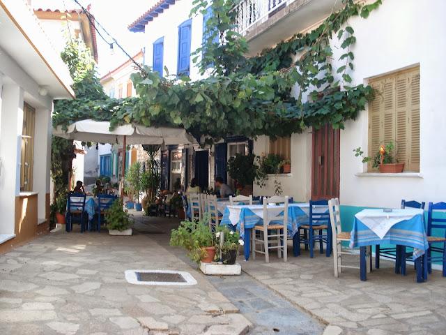 Vourlites köyü samos adası