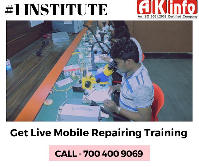 mobile repairing course in delhi dwarka