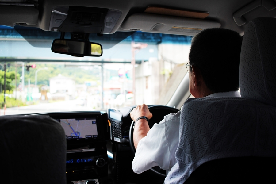 taxi transport japan