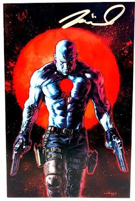 Vin Diesel ya luce como Bloodshot en el primer film Valiant