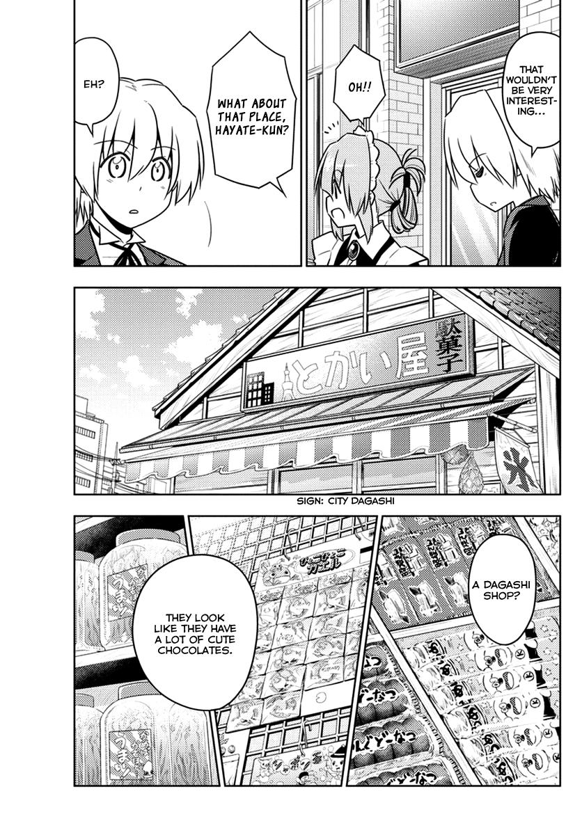 Hayate the Combat Butler - Chapter 572
