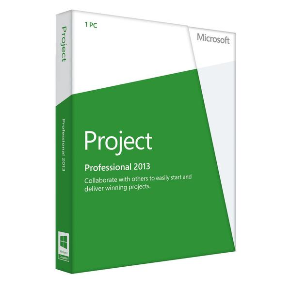 Download Microsoft Project 2013 For 10, 8/8.1 And 7 Windows PC