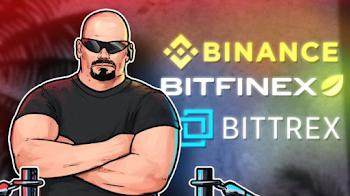 Exchangers Binance, Bitfinex y Bittrex cierran registros momentáneamente