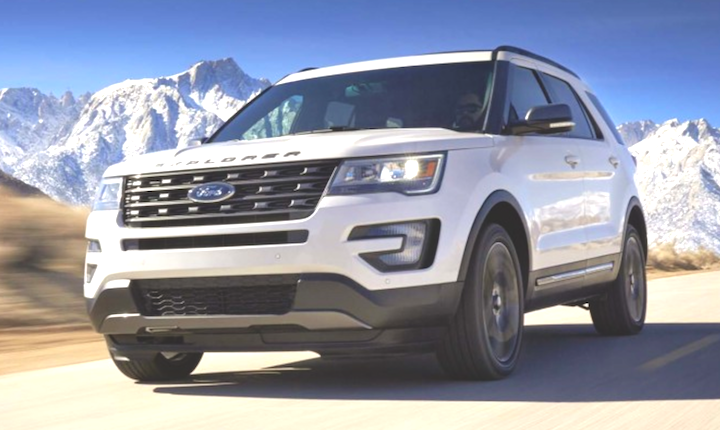 2019 Ford Explorer Limited Edition Rumors
