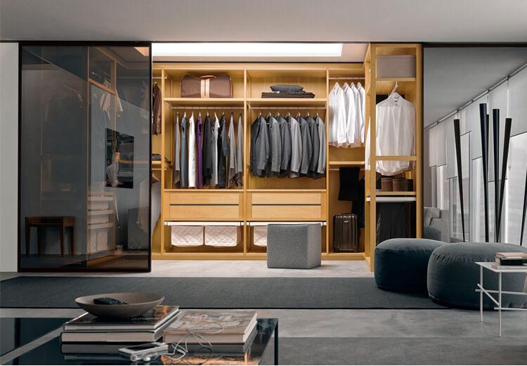 Come progettare la tua cabina armadio arredamento facile - Progetti cabine armadio ...