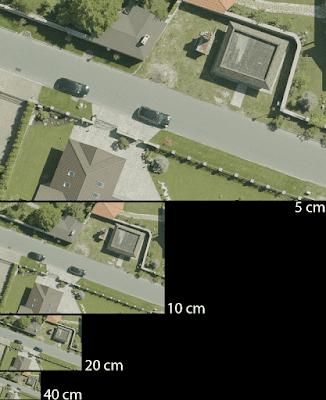 صور الأقمار الإصطناعية