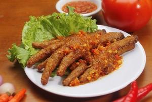 Sebagai orang Jawa rasanya tidak menarik jika tidak ada masakan pedas di lidah Resep Cara Bikin Ceker Ayam Pedas Setan Khas Jawa