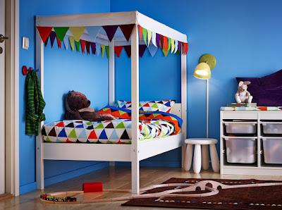 desain kamar tidur anak terbaru