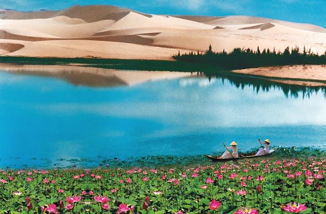 Bau Sen – An oasis in Mui Ne's sand dunes 2