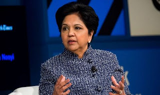 Former CEO of PepsiCo Indra Nooyi included in Board of Directors of Amazon