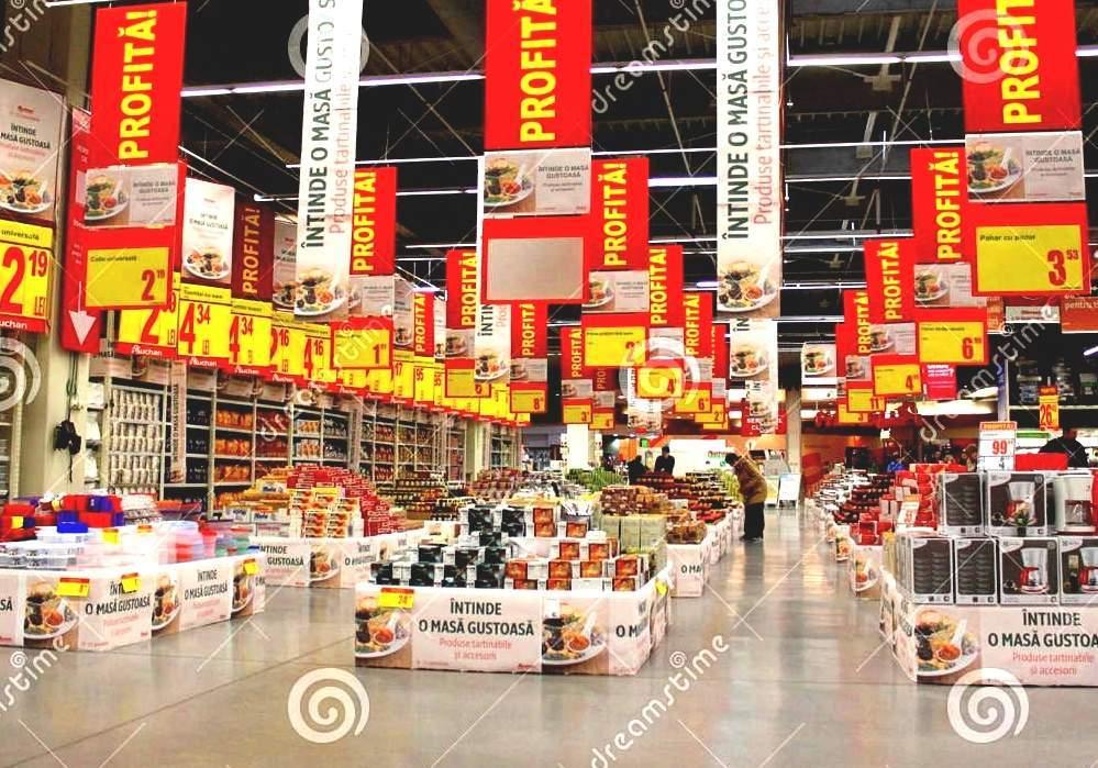 Auchan - Auchan Supermarket