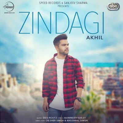 Zindagi | Akhil Image