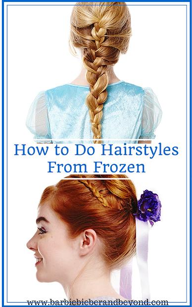 hairstyles frozen