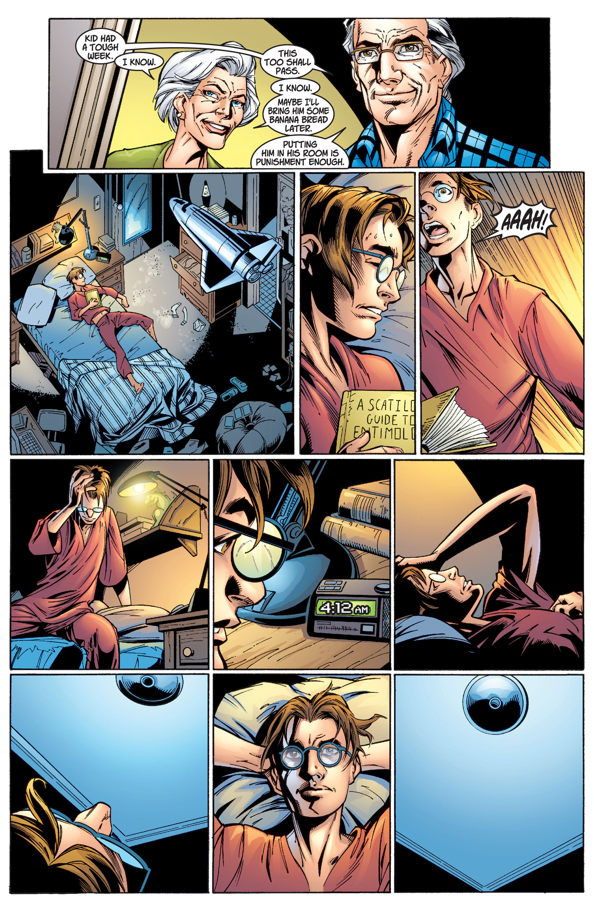 Read online Ultimate Spider-Man (2000) comic -  Issue #1 - 44
