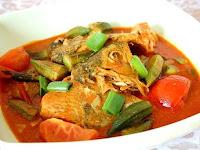 Resep Mudah Gulai Kepala Ikan Kakap ala Masakan Padang