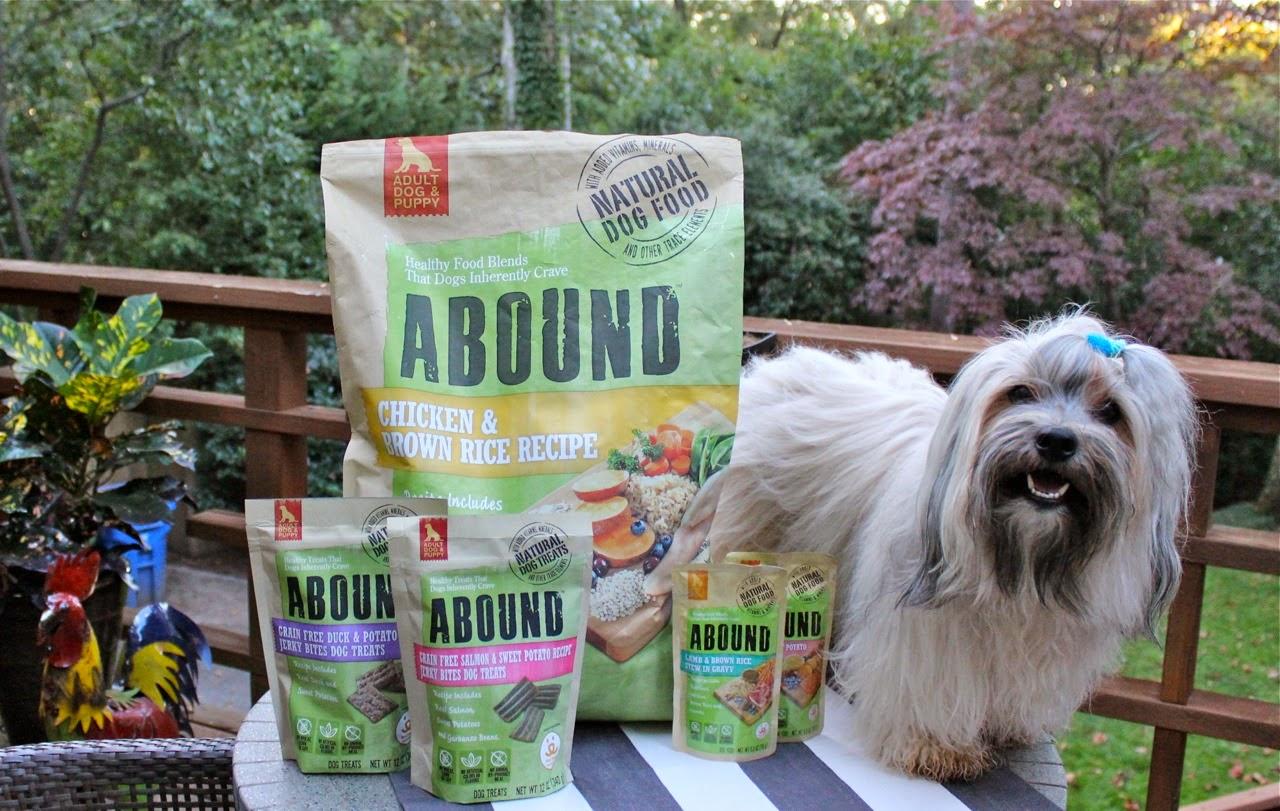 Abound Grain Free Dog Food