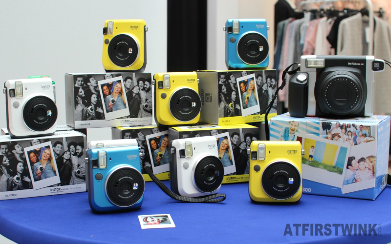 HEMA Fujifilm instax wide 300 and mini 70