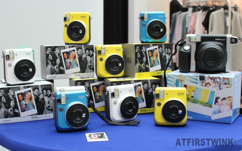 HEMA Fujifilm instax wide 300 and mini 70