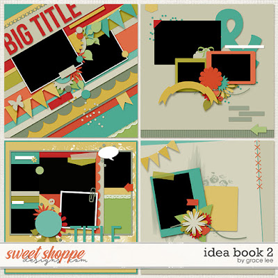 Idea Book Templates 2