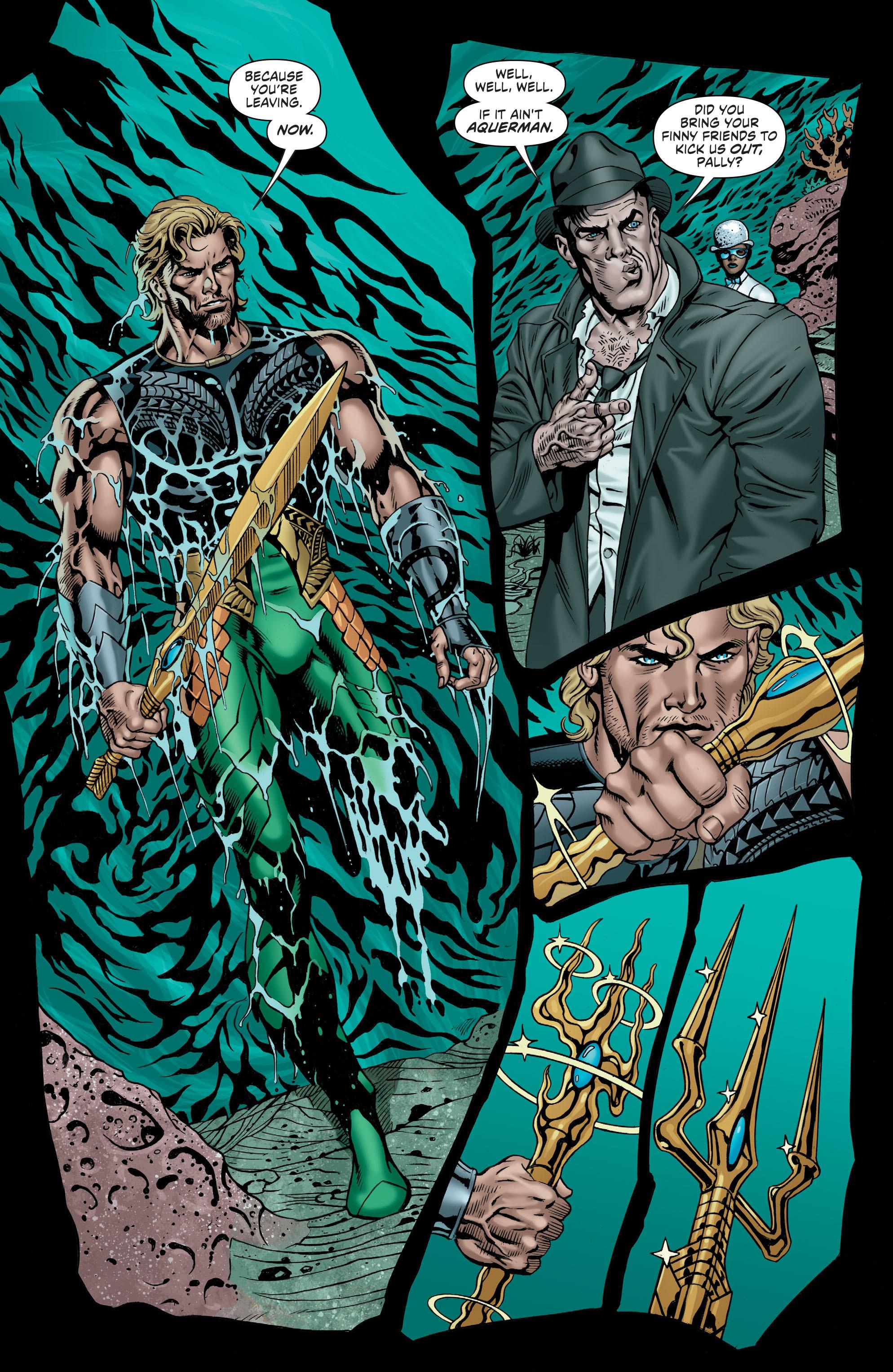 Read online Secret Six (2015) comic -  Issue #8 - 16