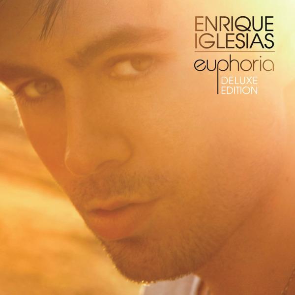 Enrique Iglesias - Euphoria (Deluxe Edition) Cover