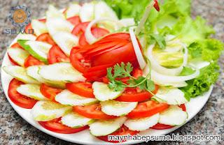 những tác dụng tuyệt vời của cà chua